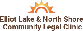 Elliot Lake & North Shore Community Legal Clinic